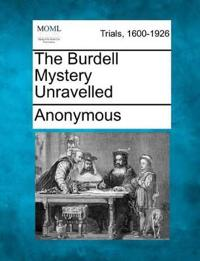The Burdell Mystery Unravelled