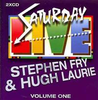Saturday live - featuring stephen fry and hugh laurie
