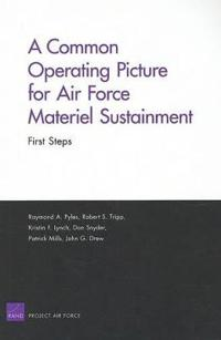 A Common Operating Picture For Air Force Materiel Sustainment