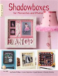 Shadowboxes for Mementos and Photos
