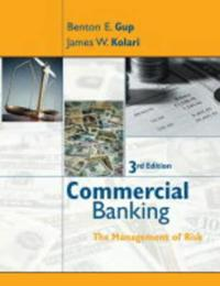 Commercial Banking: The Management of Risk