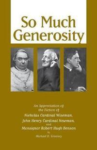 So Much Generosity