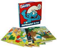 Smurfiness to Go!: A Smurfin' Big Adventure, Meet Smurfette!, Lazy Smurf Takes a Nap, the Thankful Smurf, Rain, Rain Smurf Away, the 100t