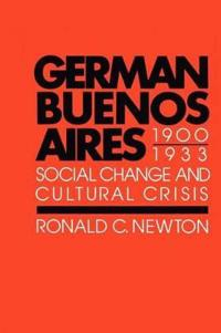 German Buenos Aires, 1900-1933