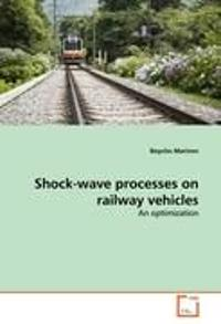 Shock-Wave Processes on Railway Vehicles
