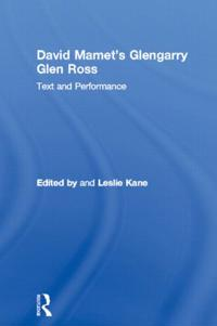 David Mamet's Glengarry Glen Ross