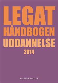 Legathåndbogen uddannelse 2014