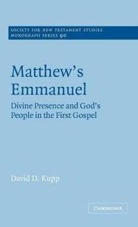 Matthew's Emmanuel