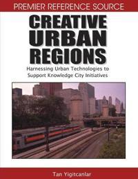Creative Urban Regions
