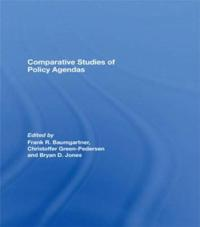 Comparative Studies of Policy Agendas