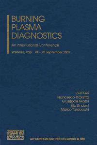 Burning Plasma Diagnostics