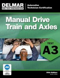 Manual Drive Trains and Axles A3