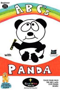 ABC's with Panda!: Teach Your Child the ABC's with Panda Bears