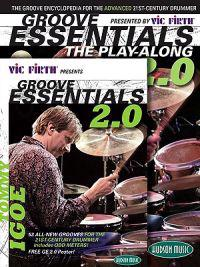 Groove Essentials: Tommy Igo: The Play-Along 2.0 [With MP3 Format CD, DVD]