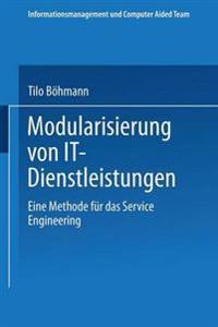 Modularisierung von IT-Dienstleistungen