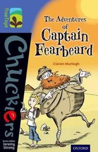 Oxford Reading Tree TreeTops Chucklers: Level 17: The Adventures of Captain Fearbeard