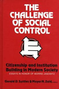 Challenge of Social Control