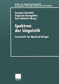 Spektren Der Linguistik