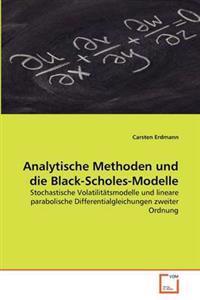 Analytische Methoden Und Die Black-Scholes-Modelle