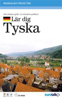 World talk. Tyska