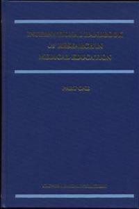 International Handbook of Research in Medical Education
