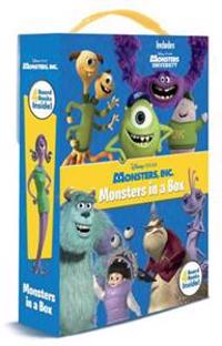 Monsters, Inc.: Monsters in a Box