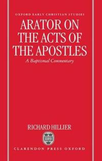Arator on the Acts of the Apostles