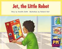 Jet, the Little Robot