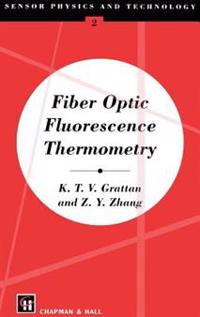 Fiber Optic Fluorescence Thermometry