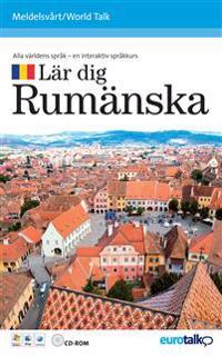 World talk. Rumänska