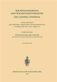 Wachstumshormon und Wachstumsstorungen das Cushing-Syndrom