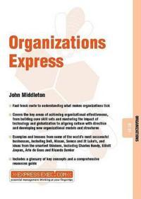 Organizations Express: Organizations 07.01