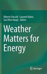 Weather Matters for Energy