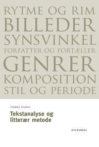 Tekstanalyse og litterær metode