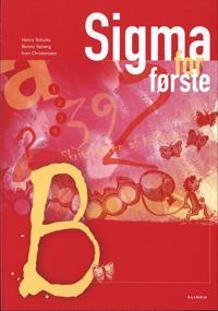 Sigma for første - B-Elevbog