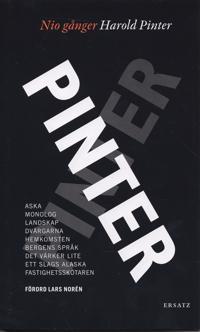 Nio gånger Pinter