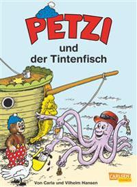 Petzi 40. Petzi und der Tintenfisch