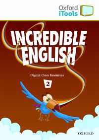 Incredible English: 2: iTools CD-ROM
