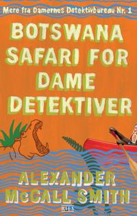 Botswanasafari for damedetektiver