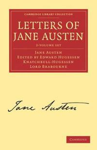 Letters of Jane Austen 2 Volume Paperback Set