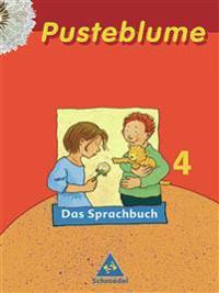 Pusteblume. Sprachbuch. 4 Mitte / Nord. RSR 2006