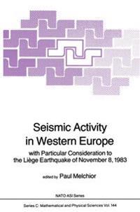 Seismic Activity in Western Europe
