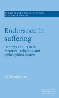 Endurance in Suffering