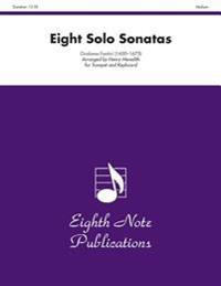 Girolama Fantini: Eight Solo Sonatas