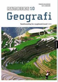 Matriks 10; geografi