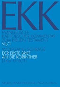 Der Erste Brief an Die Korinther (1 Kor 1,1-6,11)