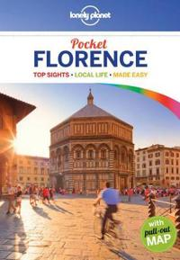 Lonely Planet Pocket Florence & Tuscany [With Pull-Out Map]