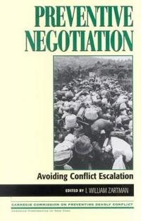 Preventive Negotiation