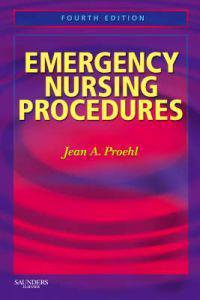 Emergency Nursing Procedures
