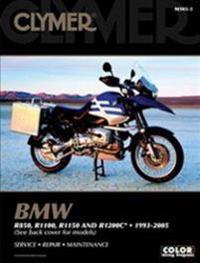 Clymer BMW R850, R1100, R1150 and R1200c, 1993-2005